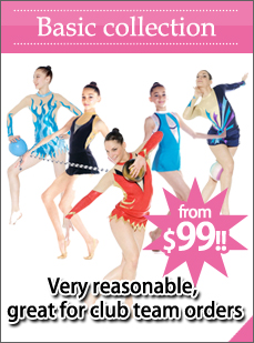 basic collection is great for club kids leotards